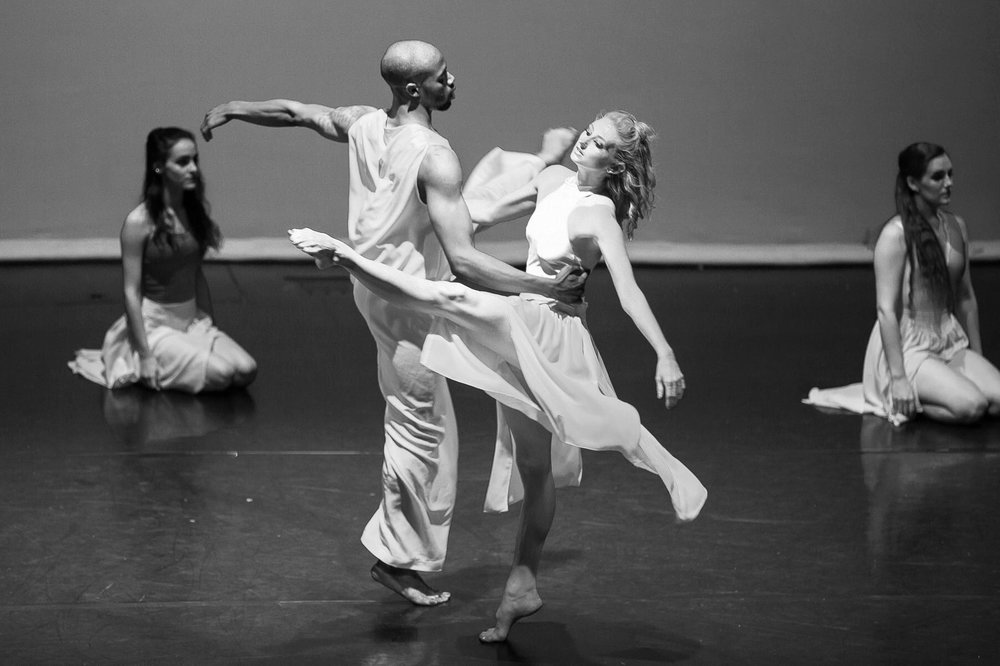 Dancers: Caleaf Henson & Sarah Brower