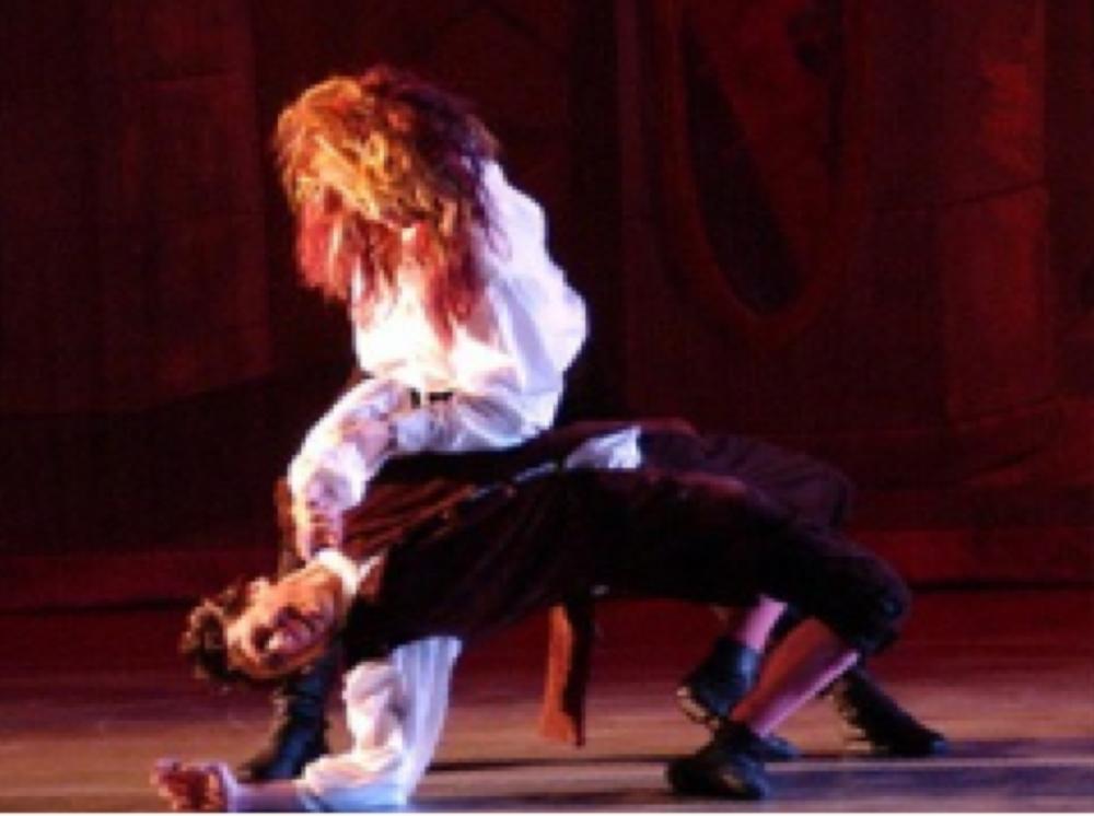 Dancers: Kip Martin & Thomas Gant, Jr.