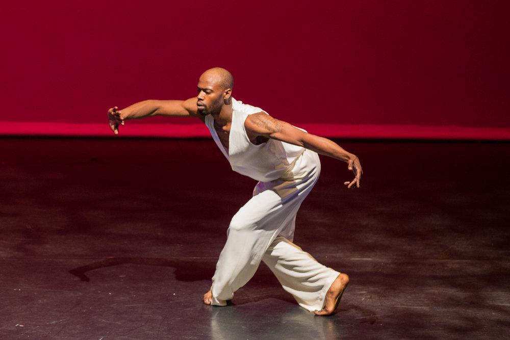 Dancer: Caleaf Henson