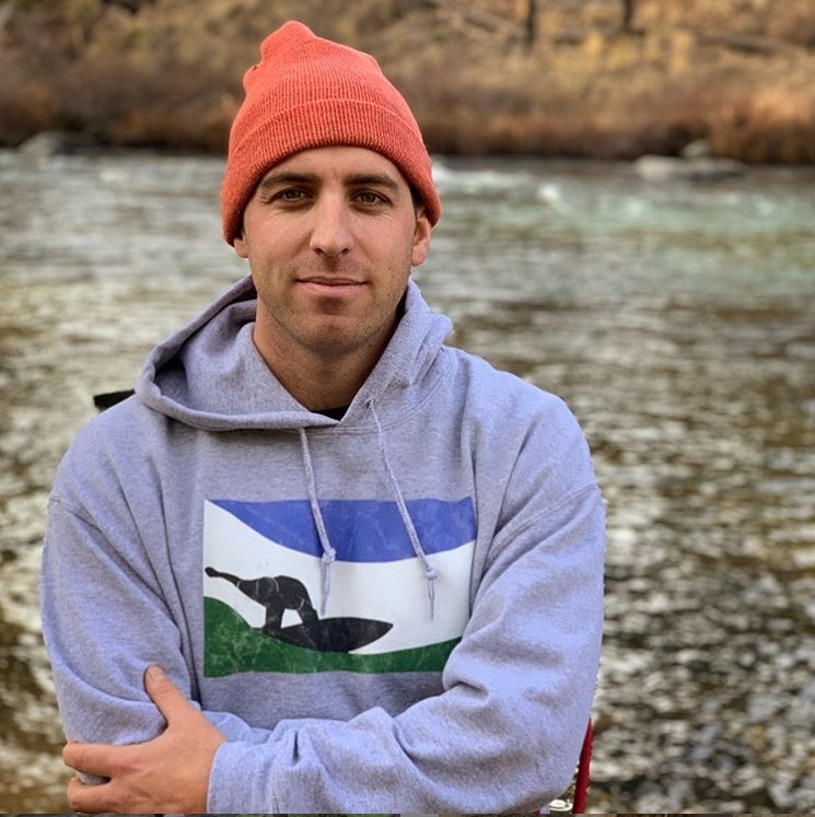 Awesome Surf Cascadia Hoodie