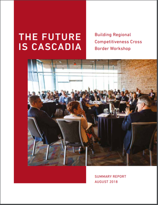The Future is Cascadia - 2018 August Summary Report    (PDF)