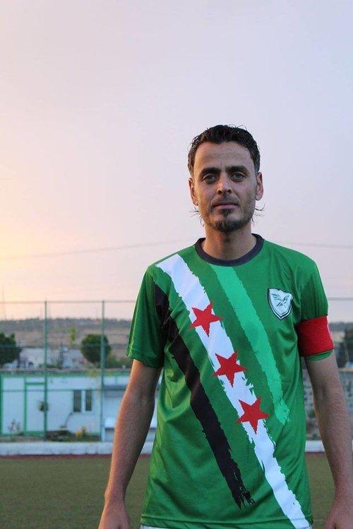 Firas al-Ali (photo courtesy of the alternative Syrian national team).jpg