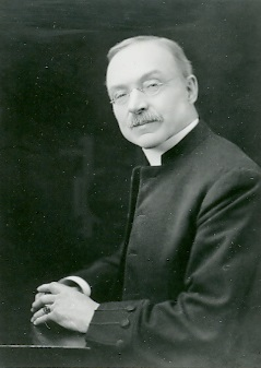 The Most Rev. Frederick Herbert Du vernet, the first metropolitan.  served 1915-1924.