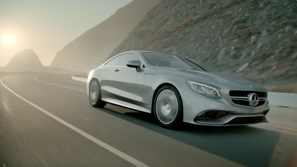 Keegan Wilcox: Mercedes-Benz S-Coupe