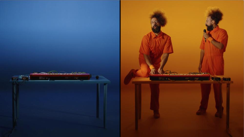 "AJ Bleyer: Mozilla Firefox ""Slow v. Fast"", featuring Reggie Watts"