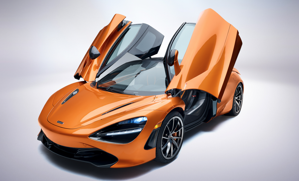 Andrei Duman: McLaren 720s