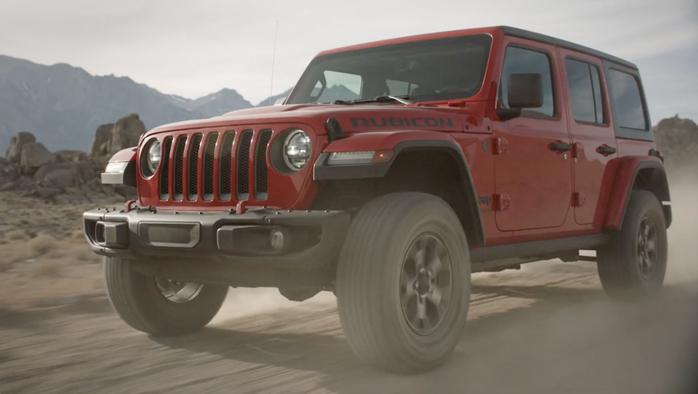 "Keegan Wilcox: Jeep ""A Legend Evolved"""