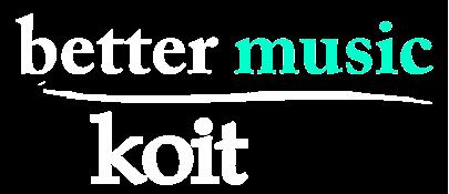 BETTER MUSIC KOIT - BETTER JINGLES FOR A BETTER STATION: KOIT-FM SAN FRANCISCO. 10 CUTS INCLUDING RAMPS, ID'S & SHOTGUNS. holiday versions available.MUSICIANS: BRUCE UPCHURCH – SINGERS: AMANDA UPCHURCH, BRUCE UPCHURCH