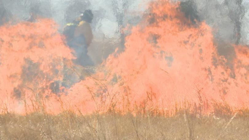 Photo Credit: KXII and the Ada Fire Department | Article and photo retrieved from the KXII Website on December 29, 2017