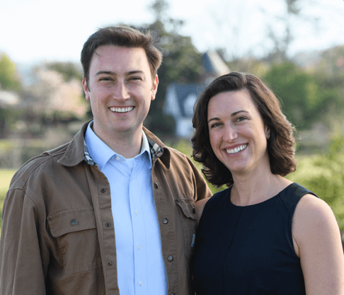 """Meet RD Huffstetler - """"I'm a Democrat who's running to represent Virginia's Fifth District in Congress because the challenges facing our nation require a new generation of leaders to solve them and help pave the way for future generations."""""""