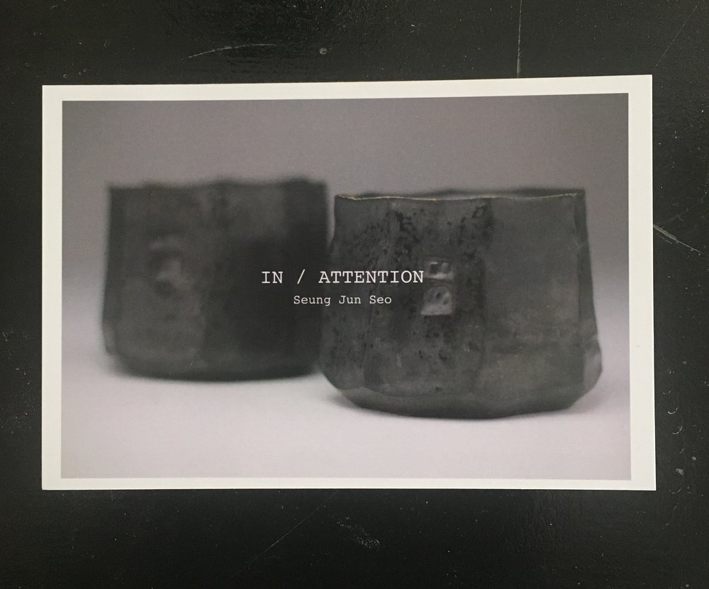 IN / ATTENTION 2017