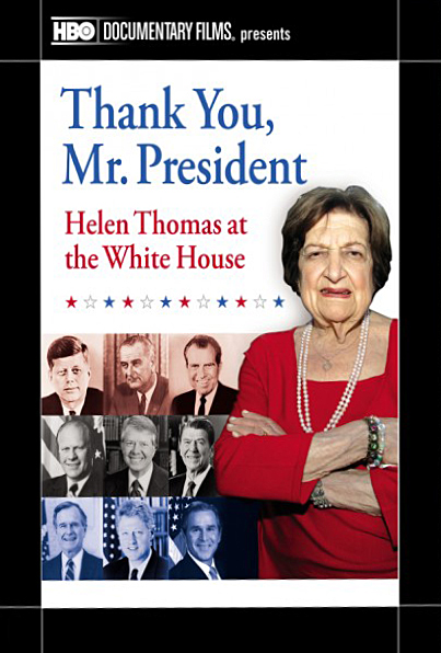 THANK YOU, MR. PRESIDENT  (2008)  EDITOR  HB0