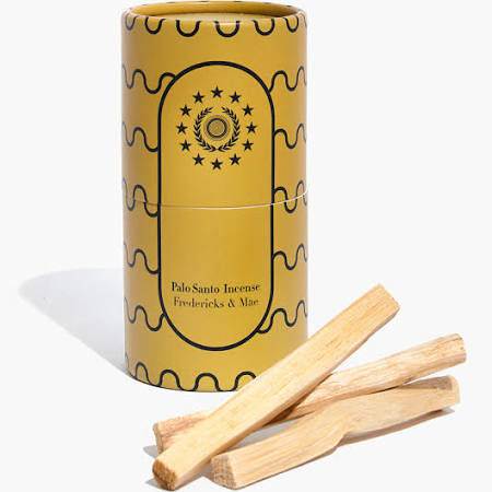 cleanse with palo santo