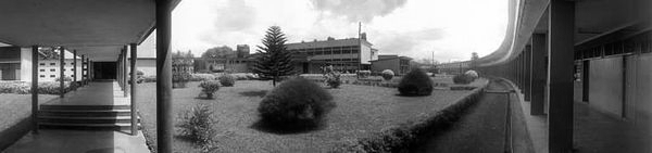 Prempeh College Panoramic View