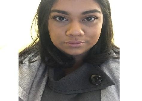 Secretary - Maria Ramirez - Senior: Legal Studies