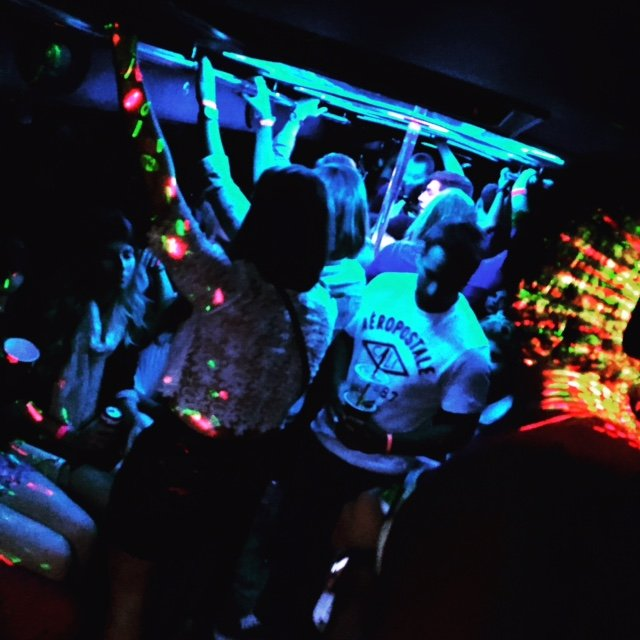 Night-Life-Party-Bus-Picture-With-People-About-To-Start-Dancing