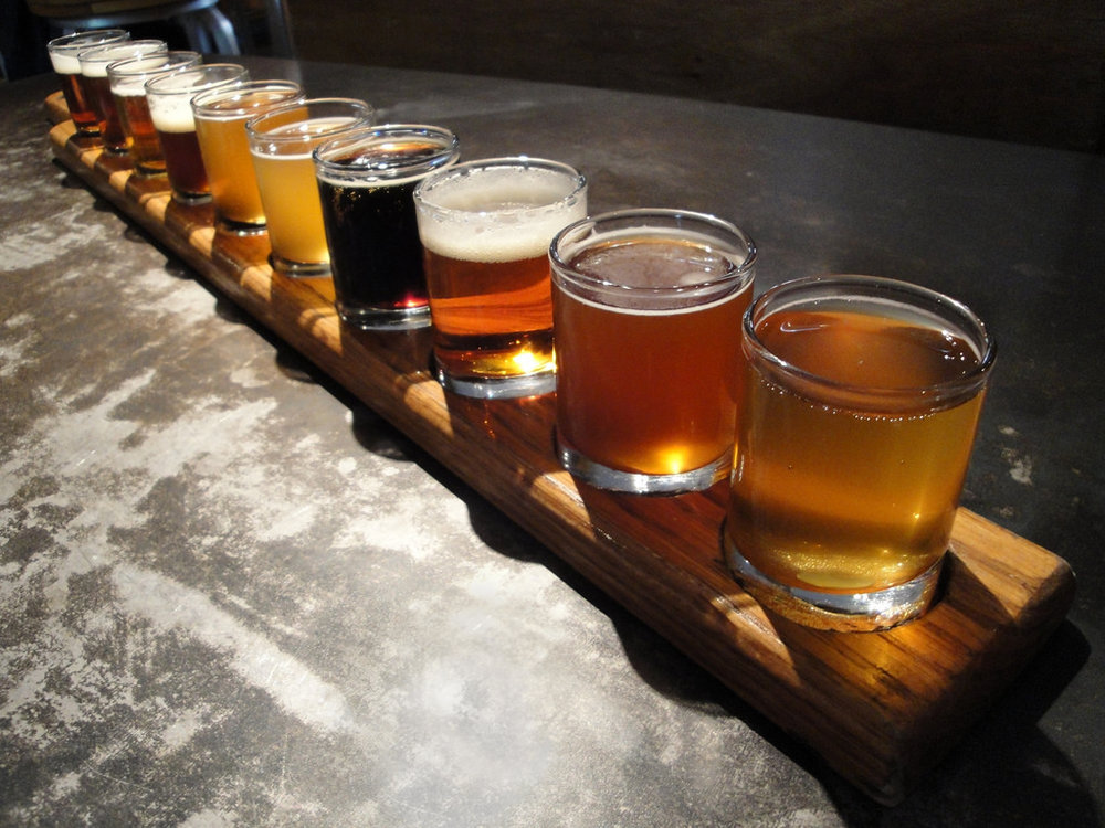 Try  a CRAFT BREWERY TOuR INSTEAD -