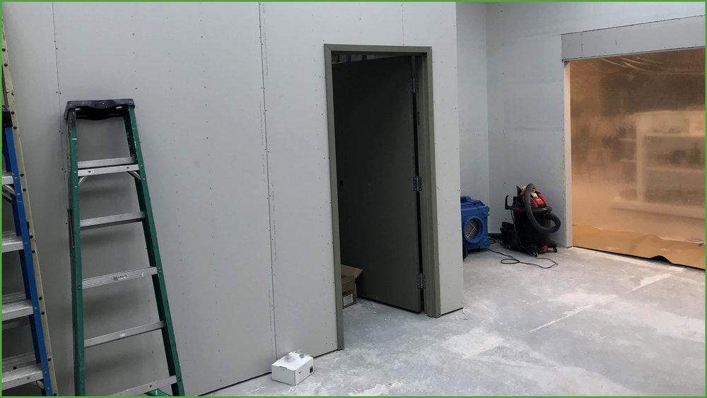 Drywall -