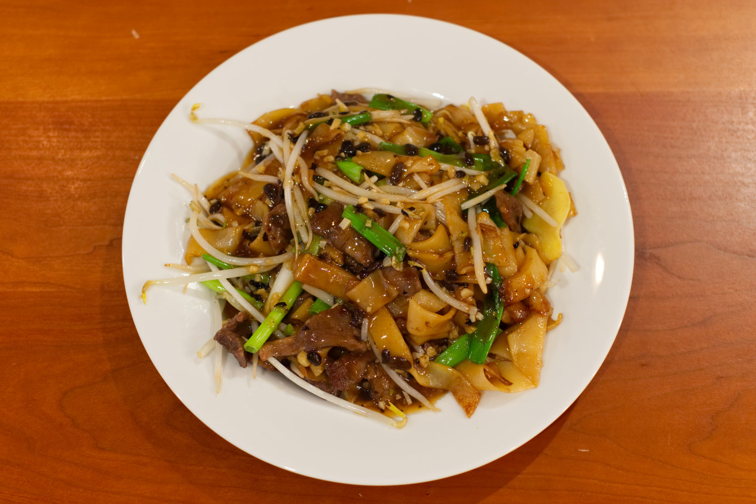 Beef Chow Fun - Wet Recipe — Chinese Food & Other Stuff