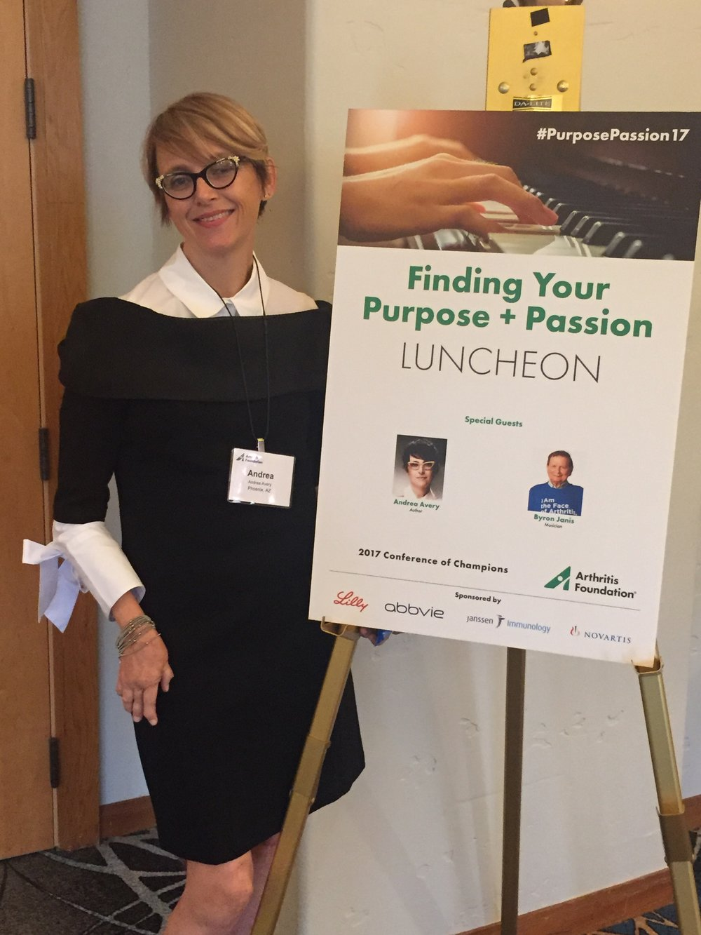 Arthritis Foundation Conference of Champions Luncheon