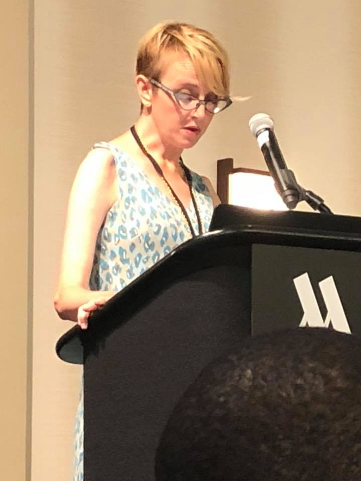 June 29, 2018: Delivering the opening keynote address at the national conference of FIRST (Foundation for Ichthyosis and Related Skin Types) in Nashville, Tenn.