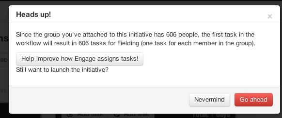 In-app feedback mechanism