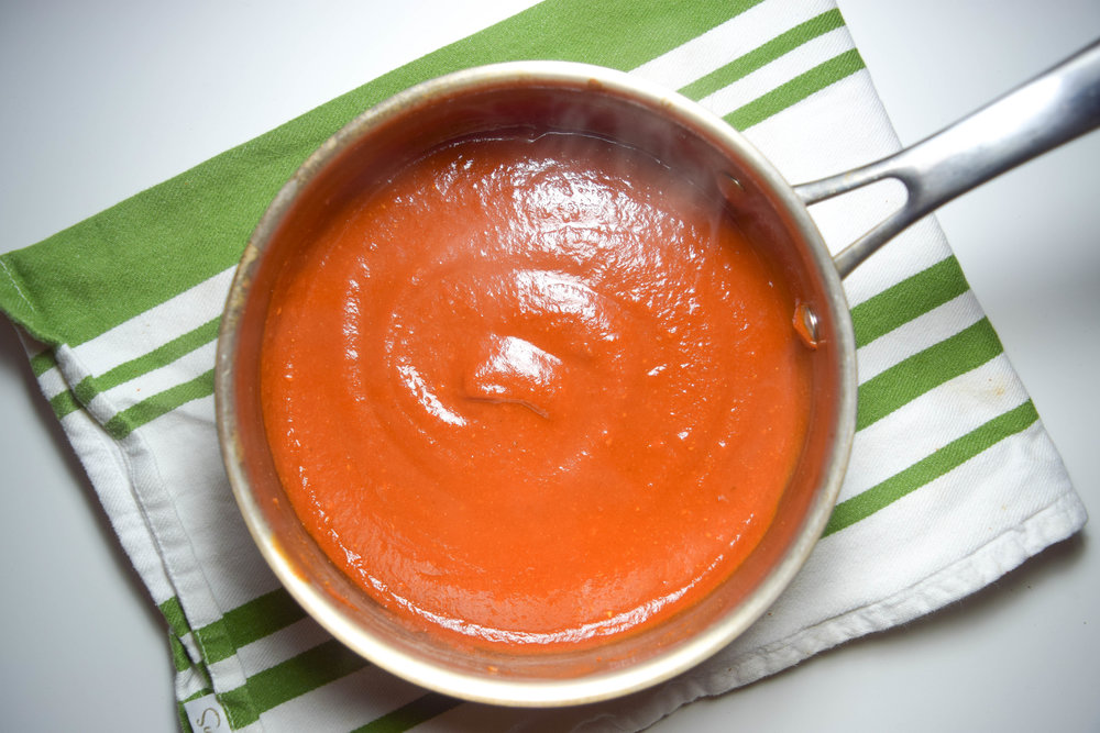 - Spicy Chipotle Sauce