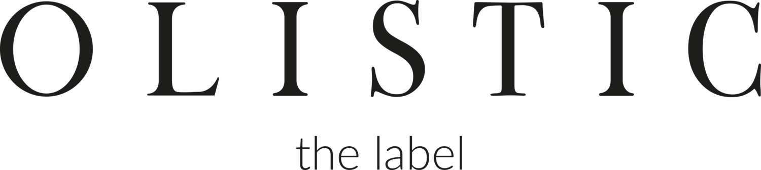 olistic the label