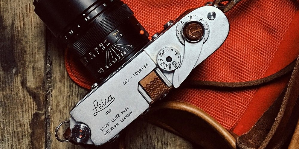 OUR TOP LEICA M-SERIES SOFT RELEASE BUTTONS. - Here you will find our hand selected soft release options for your Leica. For our complete selection of threaded soft releases click here.