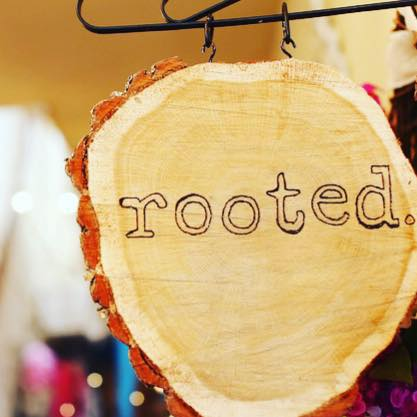 Rooted. - https://www.facebook.com/rooted.newlondon/