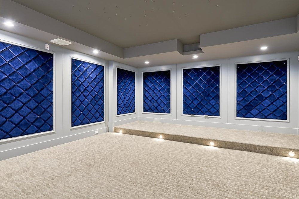 Velvet diamond tufted blue panels.jpg
