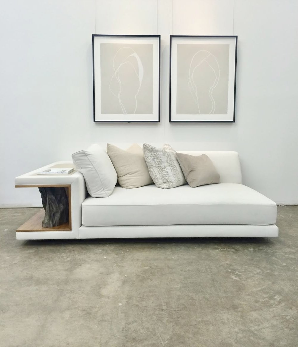 fabulous furnishings bossalina sofa from our furniture collection paired with rawing by Zoe Pawlak.jpg