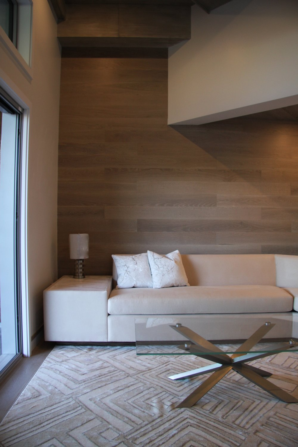 Bespoke sectional for ADC Luxury homes