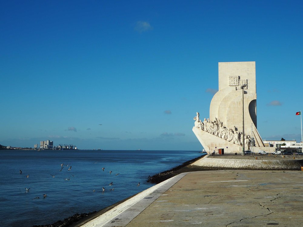 Monument for the Lost Sailors at Sea