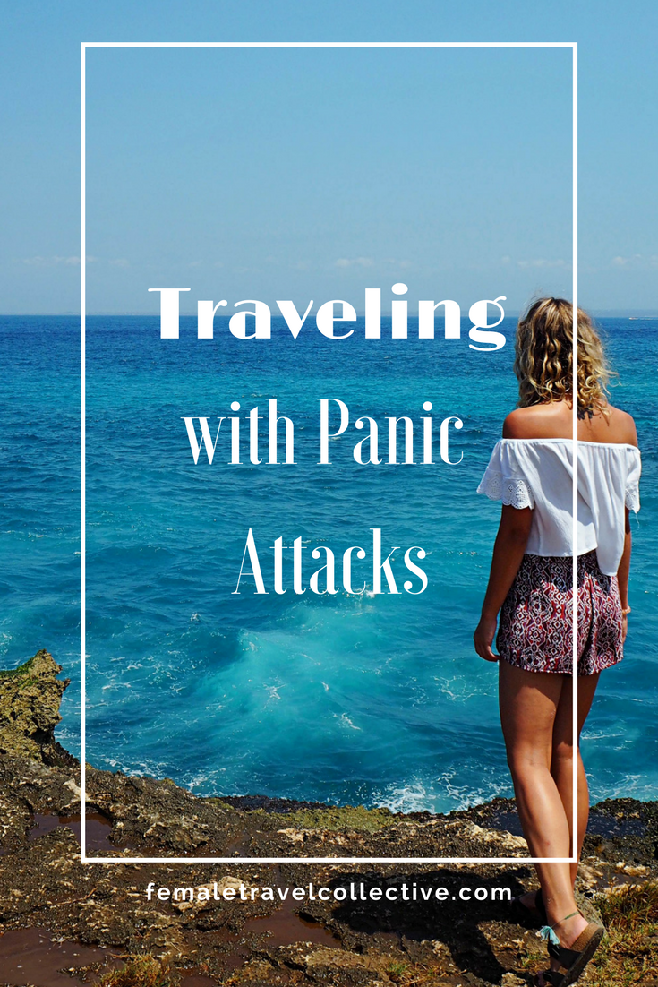 Traveling with Panic Attacks Pinterest