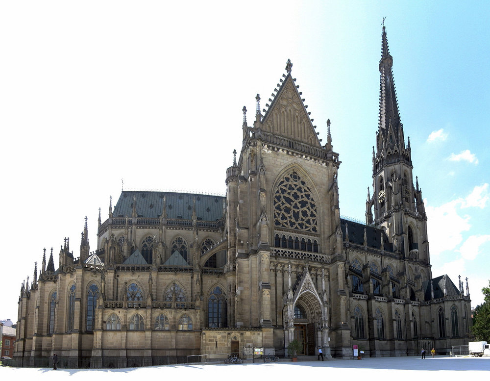 New Cathedral Linz (Credit for the picture goes to H. Raab)