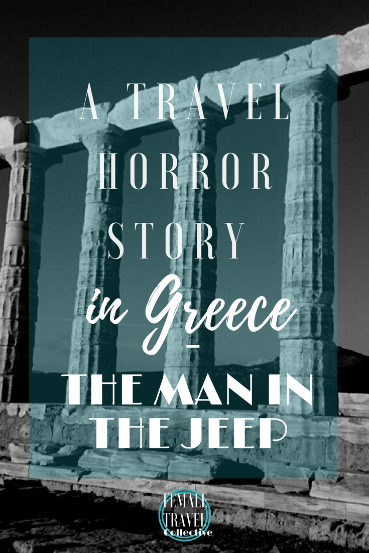 Pinterest - A Travel Horror Story in Greece