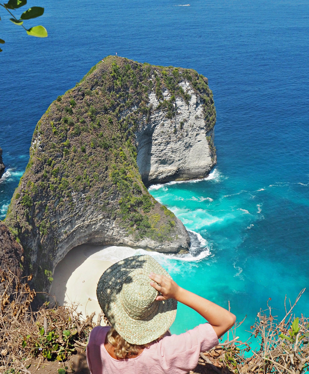 An honest Guide to Nusa Penida coming from Lembongan -