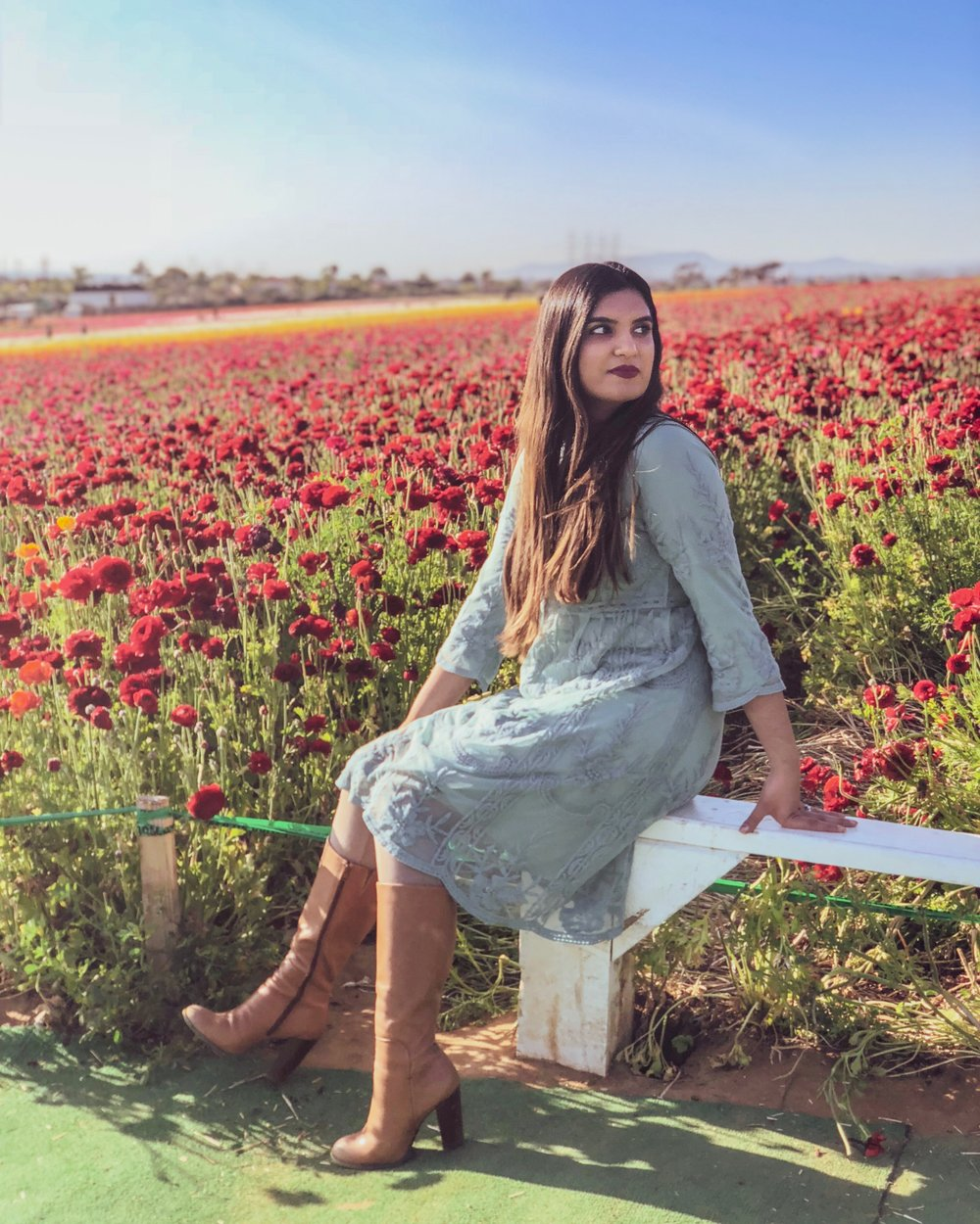 Farhea Mahmood-Siddiqui is a 20-something Los Angeles born Financial Analyst, in the midst of a never-ending love affair with world travel. When she's not staring at spreadsheets she's outside exploring the world.