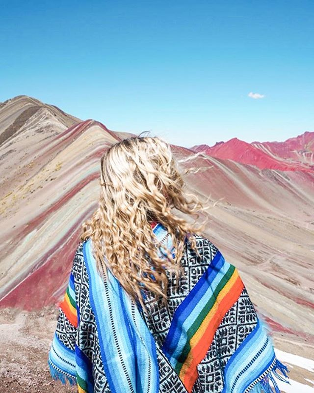 "#FTCFeature @nicole_thenomad just climbed the rainbow mountain and it is so interesting what she has to say in her caption. Would you do this? 😯⠀ •⠀ ""I've never been so desperate for oxygen than I was climbing to the top of Rainbow Mountain. You don't realize how much you need it until you're 17,000 ft up & don't have it.😰 ⠀⠀ ⠀⠀ As I was struggling to breathe on this climb, my head was pounding & I was reminded that this is how bad we need Jesus. Desperately. All the time. More than oxygen.🌬⠀ ⠀⠀ He is with you every step of the way, so keep going because the view is worth the climb. (P.S. don't forget to enjoy it at the top 🤗) "" ⠀⠀ •⠀ •⠀ •⠀ •⠀ #peru #machupicchu #igerscusco #perutrip #incas #perutravel #travelperu #cometoperu #visitperu #sheisnotlost #thewanderingtourist #girlmeetsglobe #glt #girlborntotravel #darlingescapes #femmetravel #salkantaytrek #getlostnow #worldnomads #travelgoals #travelinspo #damestravel #ladieslovetravel #dametraveler #wetravelgirls #travelawesome #rainbowmountain #femaletravelcollective⠀"