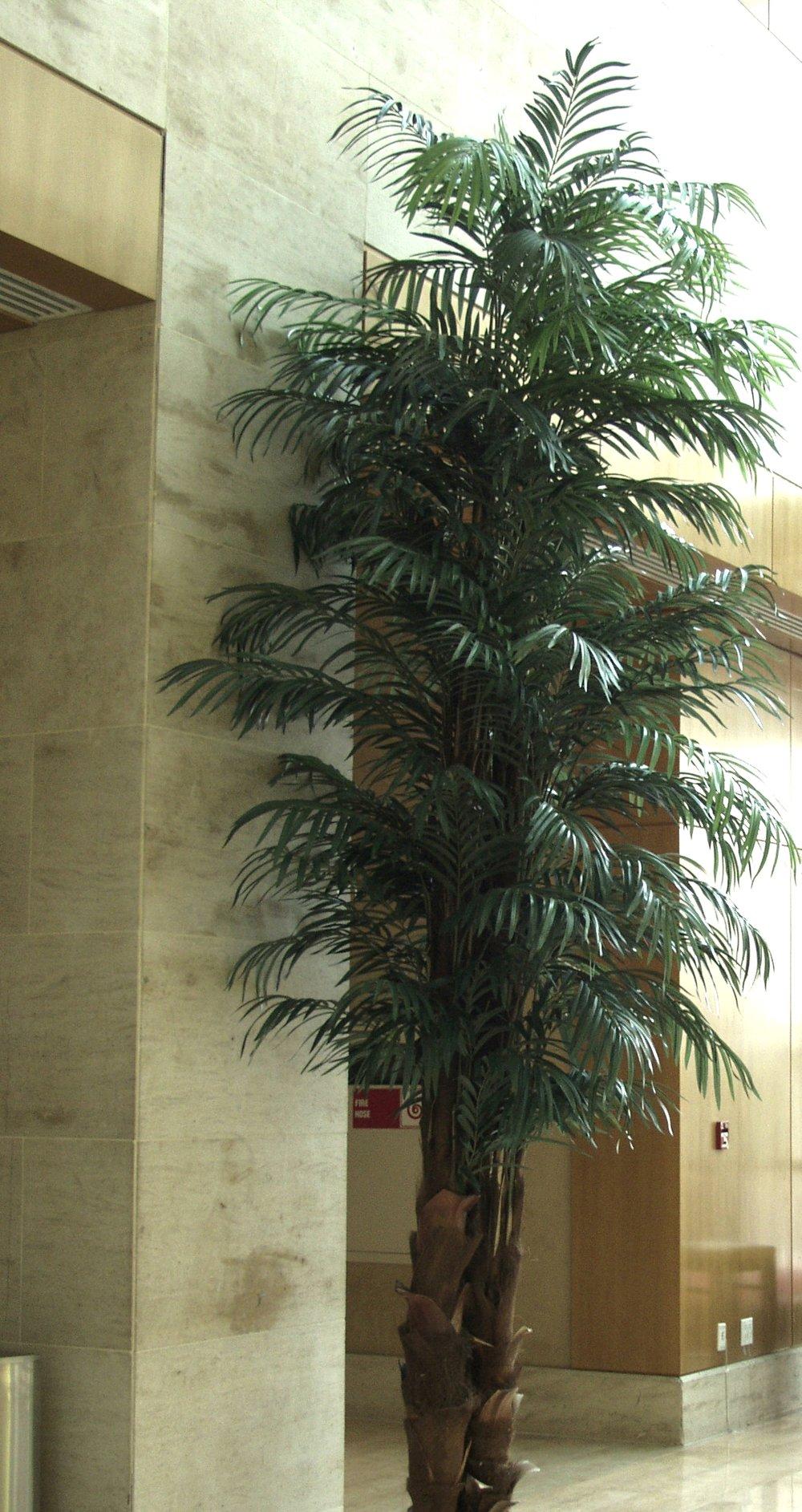 Hotel lobby NYC