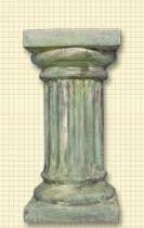 Doric Pedestal