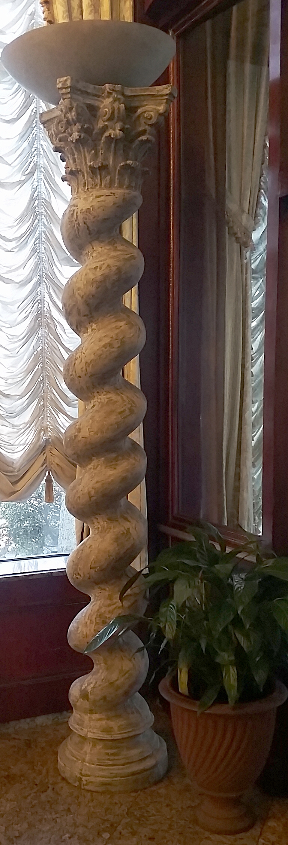 Bernini Spiral