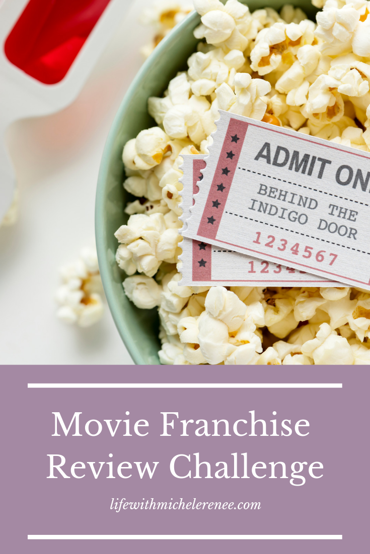 Movie Franchise Review Challenge Pinterest