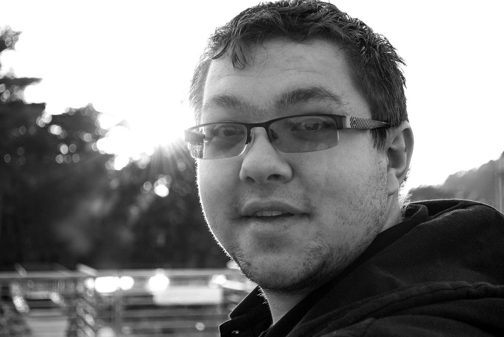 Portrait of Kyle Regallie