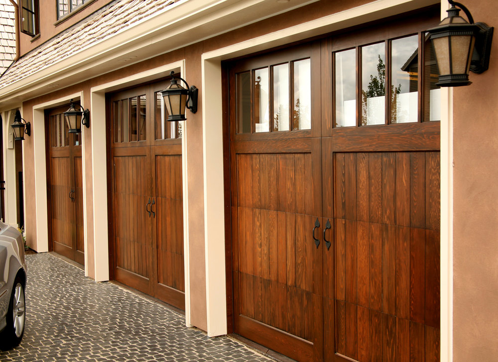 Elegant Coates Garage Doors