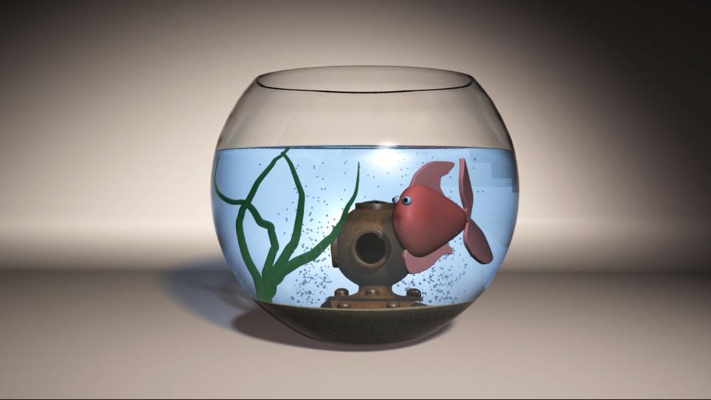 Fish Tank - 2015
