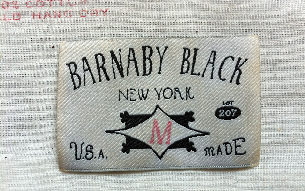 BARNABY BLACK - 2009