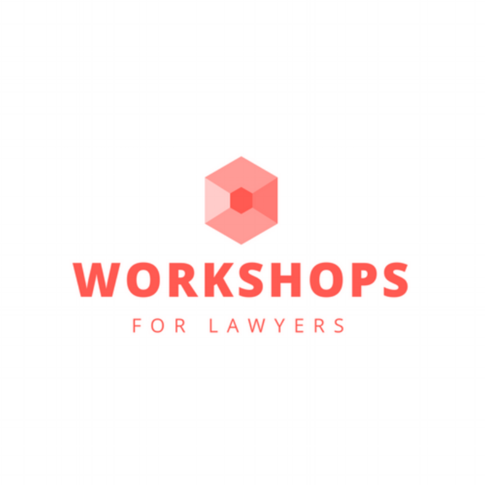 Workshops for lawyers