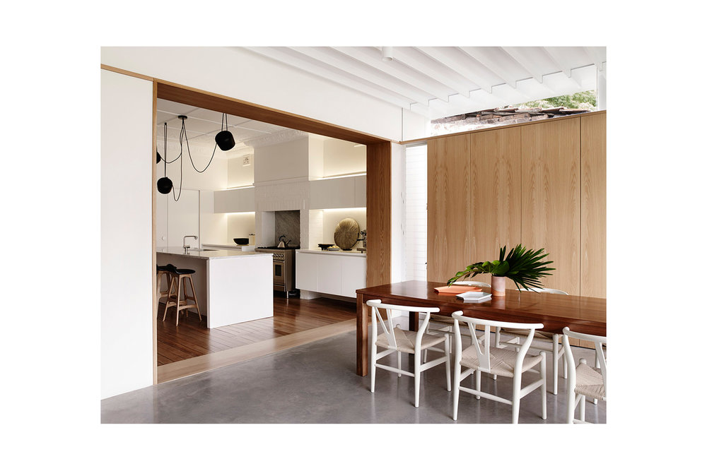 Website | File | Terence Yong Architecture | Coogee House : 2 in 1 | Alteration and Addition | Where the Kitchen and Living-Dining areas come together in a seamless manner.jpg
